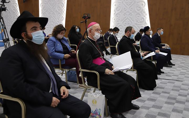 Нұр-Сұлтан қаласында Рухани келісім күні аясында «Рухани келісім – Бейбітшіліктің негізі» тақырыбында халықаралық конференция өтті