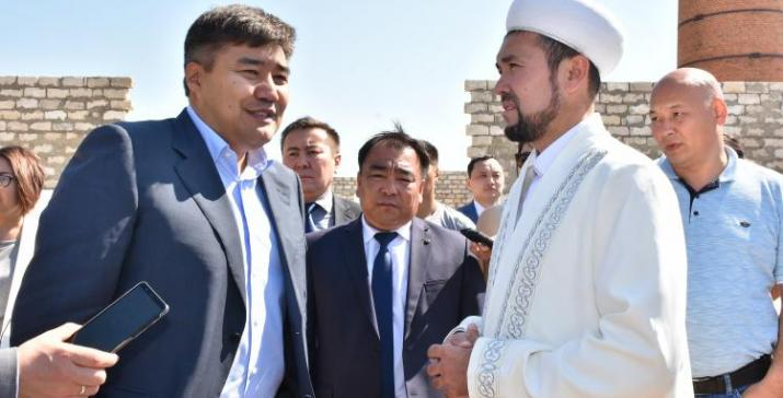 Дархан Калетаев назвал шесть направлений совместной работы с имамами в религиозной сфере
